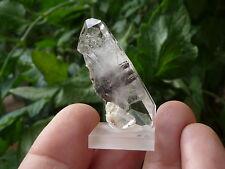 RUTIL QUARZ Roh Kristall / Rutilquarz / Rutile Quartz Crystal, Tanzania #2
