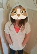 pull à capuche fille 6 ans