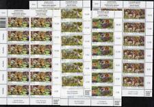 SWITZERLAND MNH 2010 SG1849-52 Pro Patria Battle of Murten Sheets