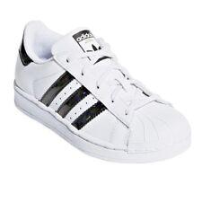 Adidas Superstar C Db1211 Bianco Scarpe Basse Eur35.0/22.0cm/uk2.5/us3.0