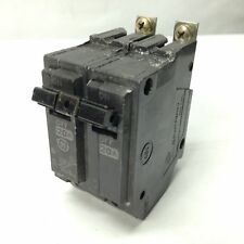 GE THQB2120 Bolt-In Circuit Breaker 2 Pole 20 Amp 120/240 VAC 2P 20A 120V 240V