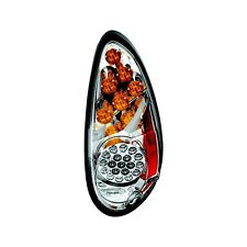 IPCW 01-06 Chrysler PT Cruiser Tail Lamps LED Clear/Amber/Red LEDT-409CA Pair