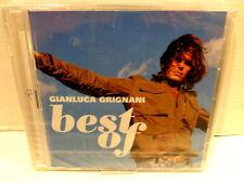 GIANLUCA GRIGNANI  -  BEST OF  -  2 CD 2009  NUOVO E SIGILLATO