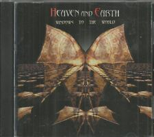 HEAVEN AND EARTH- Windows To The World - CD - VERY GOOD CONDITION