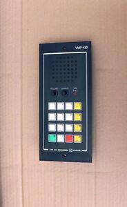 ZENITOL VINGTOR VMP-430 MAIN STATION FOR FLUSH MOUNTING