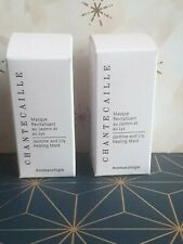 NEW CHANTECAILLE  JASMINE AND LILY HEALING MASK 8 ML x 2 new
