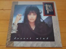 Ofra Haza ‎– Desert Wind 1989 Europe LP HOUSE PROMO