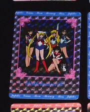 SAILORMOON R HERO COLLECTION PRISM CARDDASS CARD CARTE 152 VERSION HARD JAPAN NM