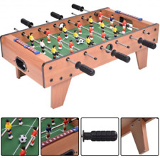 Foosball Tabletop Classic Football Arcade Game Set For Adult Kids Toy New 1 Set
