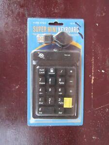 18 Keys Super Mini Keyboard usb-ps/2 for sale by owner!!!