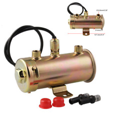 12 volt Electric Aeroline High Flow Fuel Pump for Classic Cars VAN Kit Universal