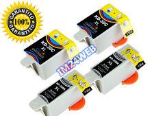 IM 4 cartucce compatibile per KODAK 30 XL ESP C310 C110 C315 ESP Office 2170