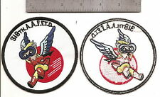#266 US ARMY  318TH AAFFTD PATCH