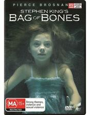 BAG OF BONES DVD, NEW & SEALED, 2017 RELEASE, FREE POST