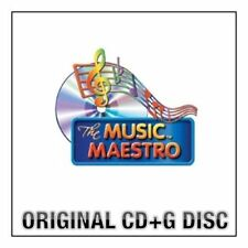 Music Maestro Karaoke CDG Disc - COUNTRY DUETS - MM6314 (MM6314)
