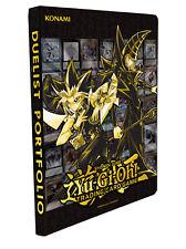 Yu-gi-oh 9-pocket Portfolio golden Duelist