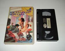 BACANALES ROMANAS (1982) / Jaime J. Puig AJITA WILSON RAQUEL EVANS - VHS + DVDR!