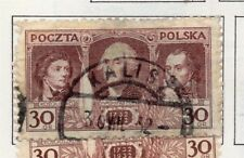 Poland 1929-38 Early Issue Fine Used 30g. 190917