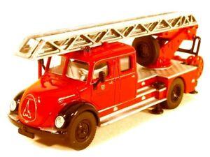 Magirus Deutz Merkur DL30 Pompiers SIKU