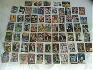 Fredd McGriff 70 Card Donruss, Pinnacle,Upper Deck, Fleer and more Lot