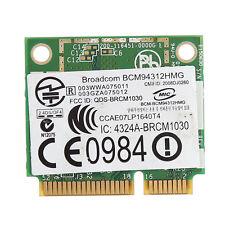 Wireless Wifi Mini PCI-E Card 54M For Dell DW1397 0KW770 Broadcom BCM94312HMG2L
