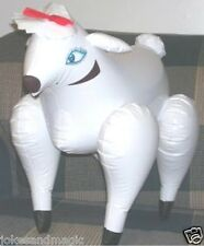 WHITE INFLATABLE BLOW UP PARTY SHEEP ADULT BACHELORETTE'S GIFT JOKE
