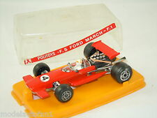 Ford March F1 van Politoys 1:32 Italy *351