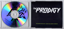 THE PRODIGY Invaders Must Die UK 1-trk promo test CD Liam H Re-Amped HOSPCDS01-R