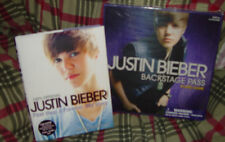 Justin Bieber First Step 2 Forever My Story & Backstage Pass Game