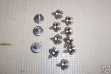 """SNAP SCREW STUDS 3/8"""" STAINLESS STEEL"""