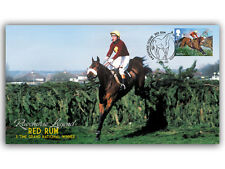 Buckingham Covers Red Rum Racehorse Legends