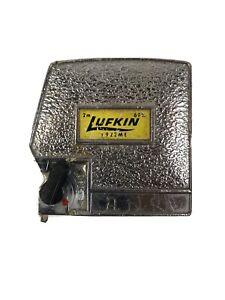 Vintage 2m Lufkin Measuring Tape