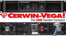 Cerwin Vega CV-900 HP Pro Power 900watt Amplifier