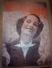 RARE Academy Award Winner Norma Shearer JIGSAW PICTURE PUZZLE Complete 8.5 x 12