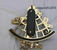 """Nautical Sextant Vintage Marine Working Astrolabe Collectible Navy Navigation 9"""""""