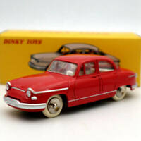 DeAgostini Dinky toys 547 PL 17 Panhard Red Diecast Models Limited Edition 1/43