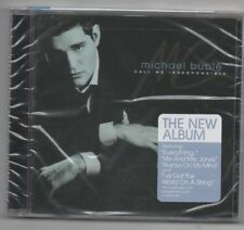 Michael Buble Call Me Irresponsible 2007 CD Everything, Lost, That's Life