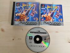 Hercules Jeu Pour Console Sony PlayStation One 1 PS1 Avec Notice Juega Disney