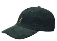 Kangol Mens Green Cord Baseball Cap One Size 2806