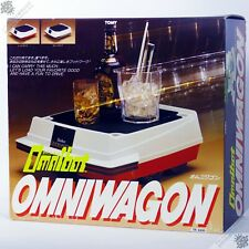 TOMY OMNIWAGON OMNIBOT 2000 PERSONAL ROBOT VINTAGE JAPANESE SPACE TOY UNUSED