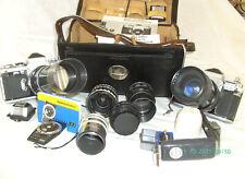 Fotoausrüstung Edixa Mat Reflex Spiegelreflex - Kamera