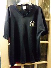 VTG New York Yankees Majestic Jersey Shirt Adult XXL Jeter Rivera Stanton Judge
