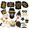 30th 50th 60th 40th Birthday Party Photo Booth Props Supply Funny Game Gift