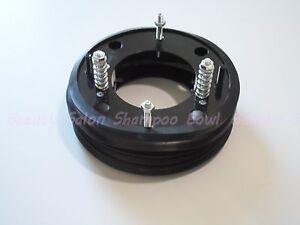 Salon Shampoo Bowl Replacement Tilt Mechanism W/ Rubber Wrap. TLC-1164TM