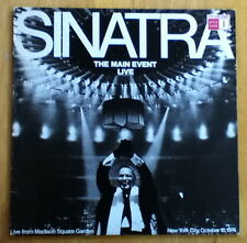 Frank Sinatra - The Main Event - Vinyl LP - LIve at Madison Square Garden 1974