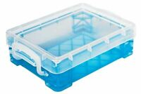 "Storage Studios Super Stacker Crayon/Chalk Box-1.6""X3.5""X4.8"" Color may Vary"