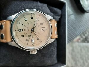 Armbanduhr Hamilton Automatic