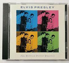 The Million Dollar Quartet by Elvis Presley/Jerry Lee Lewis/Johnny Cash/The...