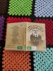 THE Eagles - Farewell Tour Live Melbourne AUSTRALIA  2 DVD SET HITS + BOOKLET