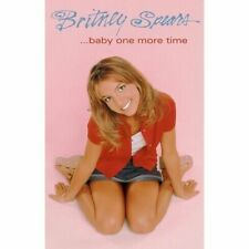 A42 Britney Spears Baby One More Time Pink Cassette Target 2018 RARE
